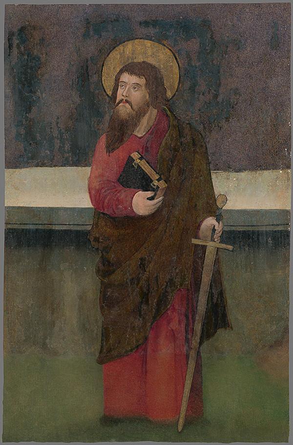 Majster tabule svätého Juraja – Svätý Pavol z Tarzu