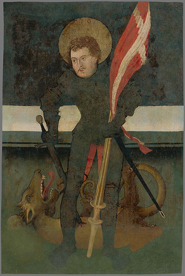 Majster tabule svätého Juraja - Svätý Juraj