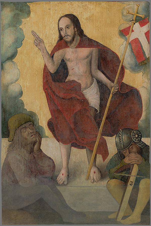 Majster tabule svätého Juraja – Zmŕtvychvstanie Krista