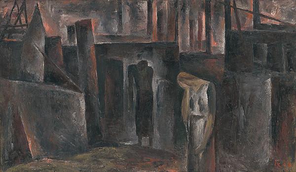 Ignác Kolčák – Vypálená obec