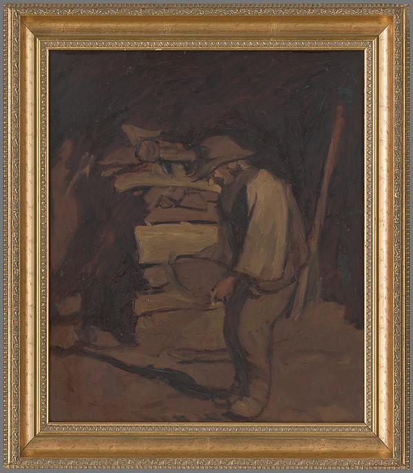Alexander Kubínyi - Starý liptovský gazda