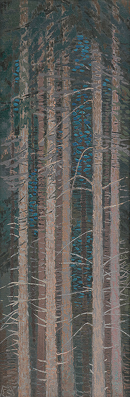 Ester Šimerová-Martinčeková - V lese
