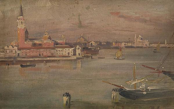 Eduard Ballo – Benátky
