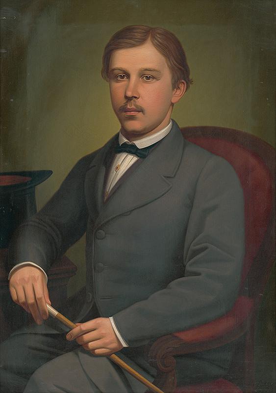 Jozef Božetech Klemens – Podobizeň poslanca Čelku
