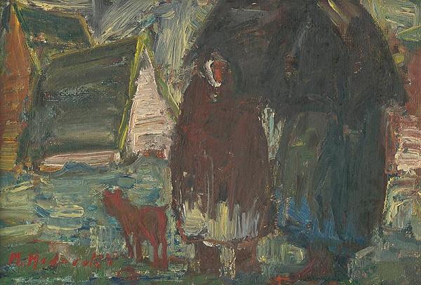 Mária Medvecká – Po daždi
