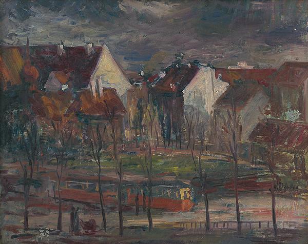 Ernest Špitz – Z mesta