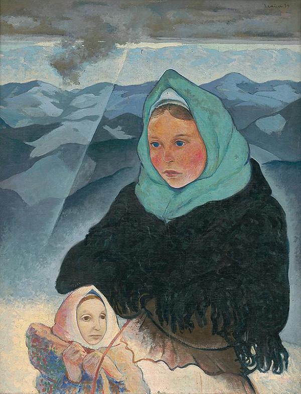Imrich Weiner-Kráľ – Slovenská žena