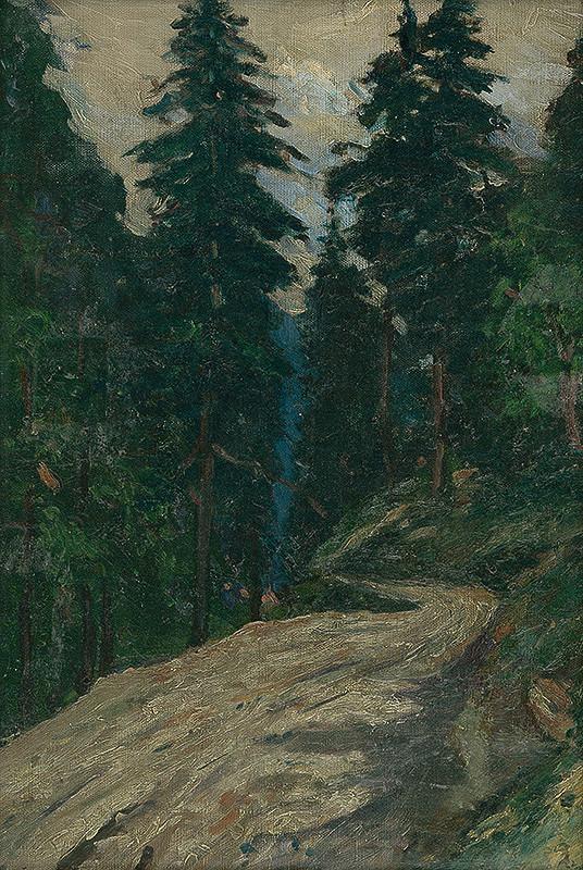 Ferdinand Katona – Lesná cesta