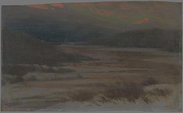 Ferdinand Katona - Krajina s riekou