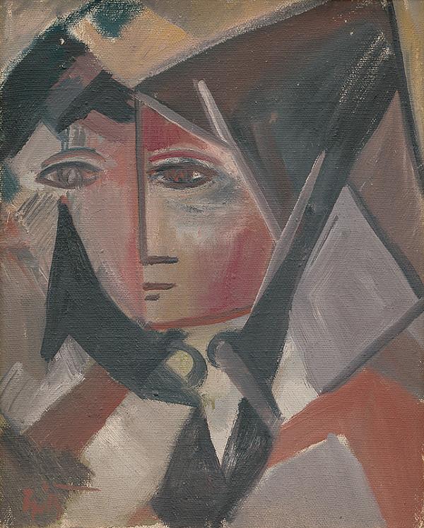 Ernest Špitz - Hlava ženy