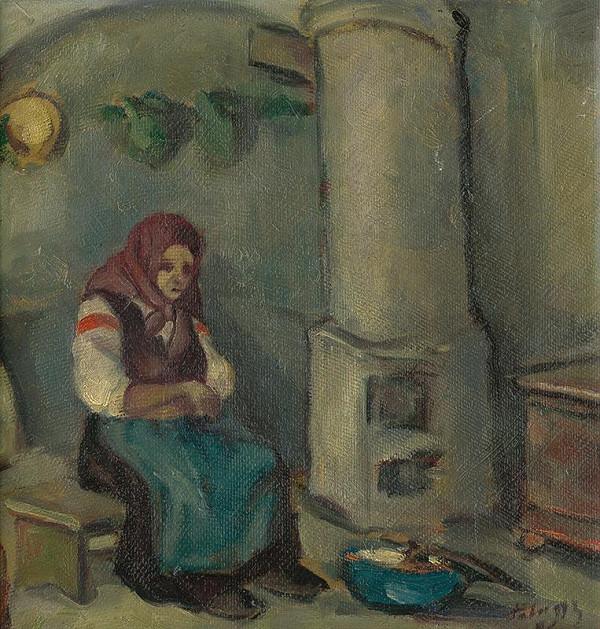 Zolo Palugyay – Starenka pri peci