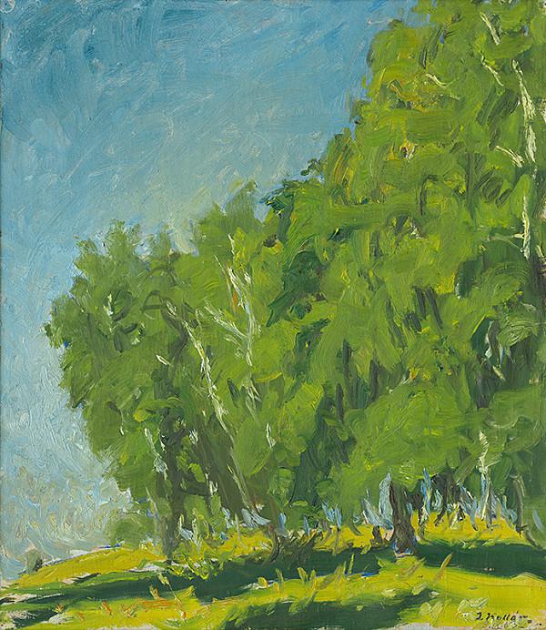 Jozef Kollár - Zelené stromy