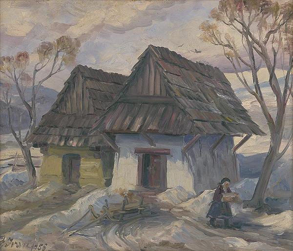 Ondrej Ivan - Sypance na Bobrovci