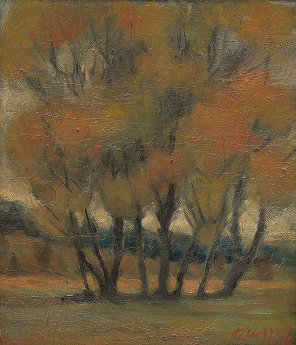 Zolo Palugyay – Stromy