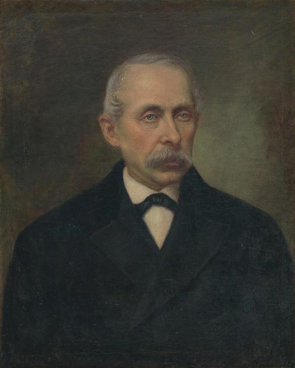 Peter Michal Bohúň - Portrét pána Šulca