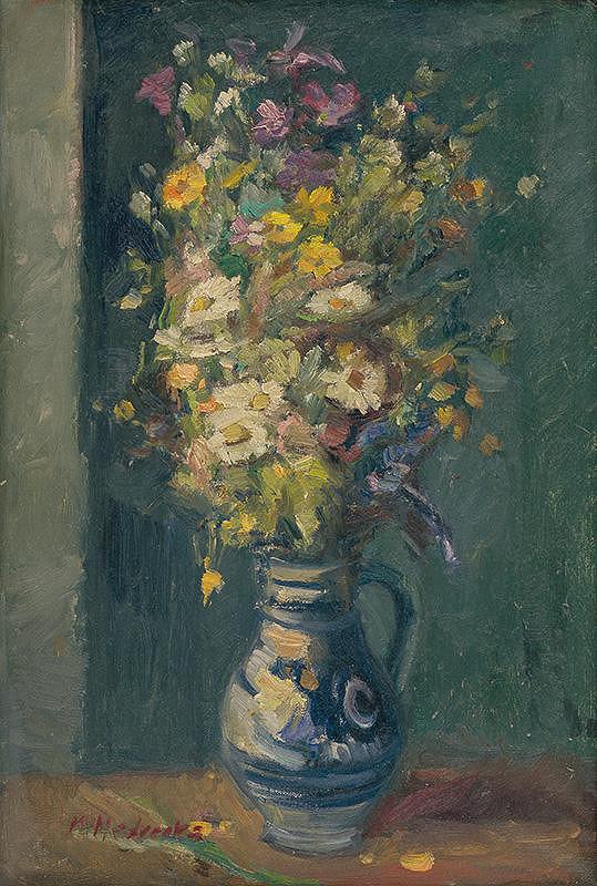 Mária Medvecká - Poľné kvety