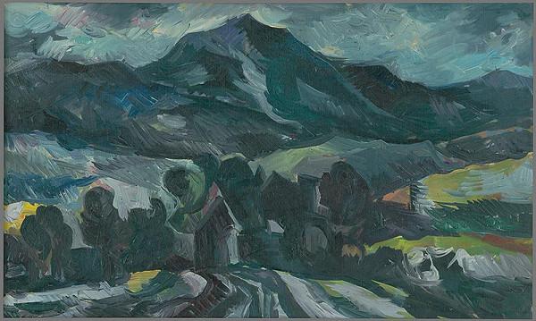 Eduard Tholt – Po daždi
