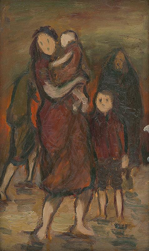 Ernest Špitz – Utečenci