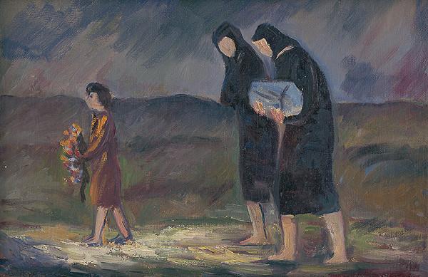 Ernest Špitz – Posledná cesta