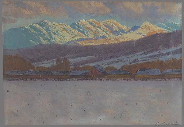 Ferdinand Katona – Tatranská krajina