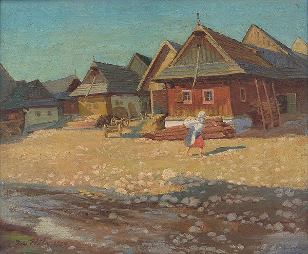 Jan Hála – Zo starého Važca
