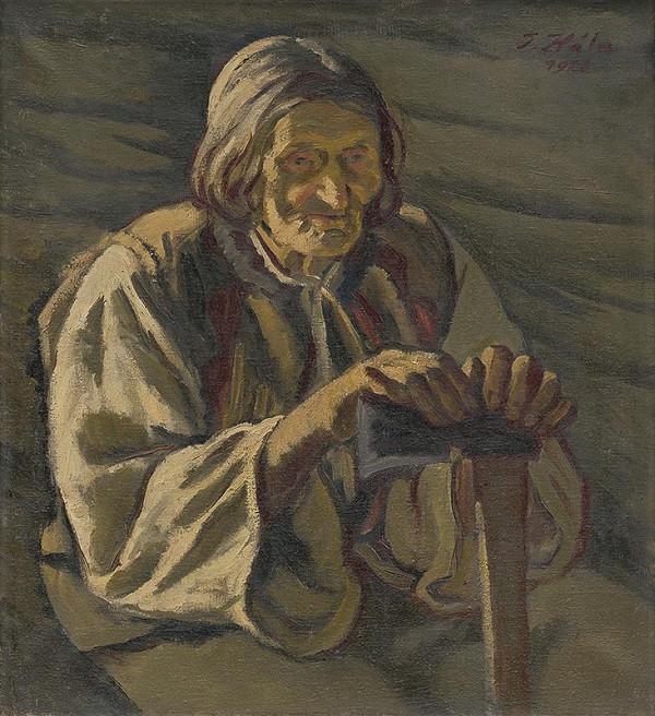 Jan Hála – Starý Paloško Čupka