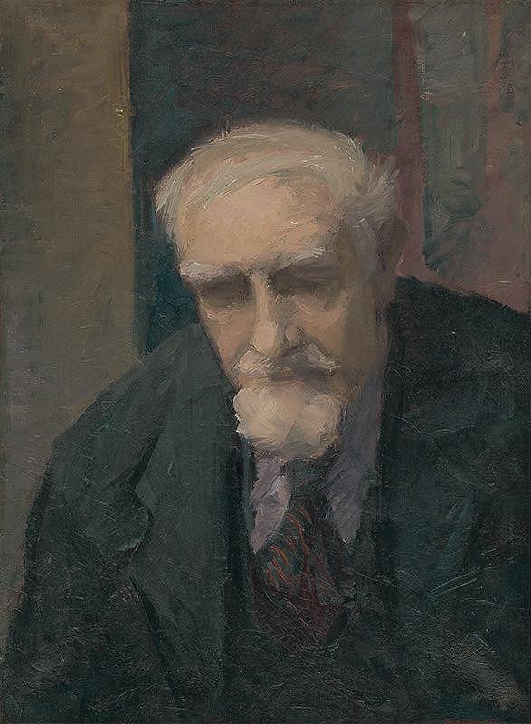 Michal Kern – Portrét otca