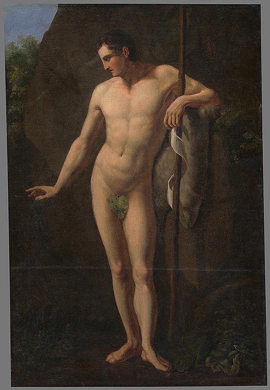 Guido Reni – Apolón v jaskyni