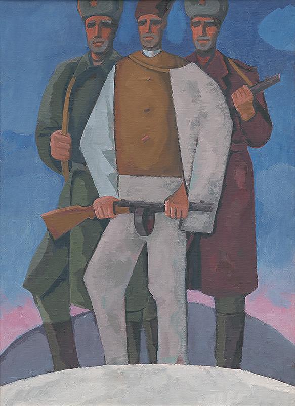 Ján Paľo - Z povstania