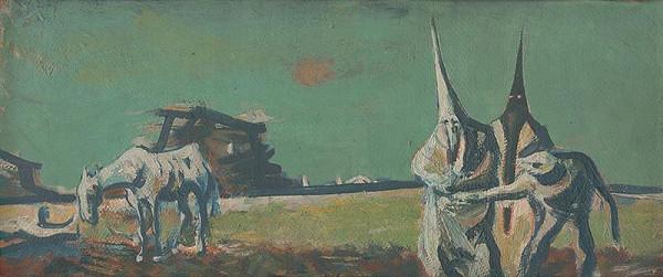 Ferdinand Hložník - Pustý horizont