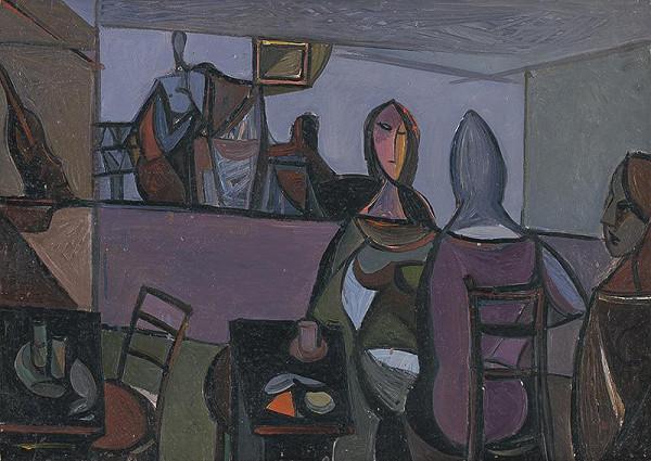 Vincent Hložník - Ženy