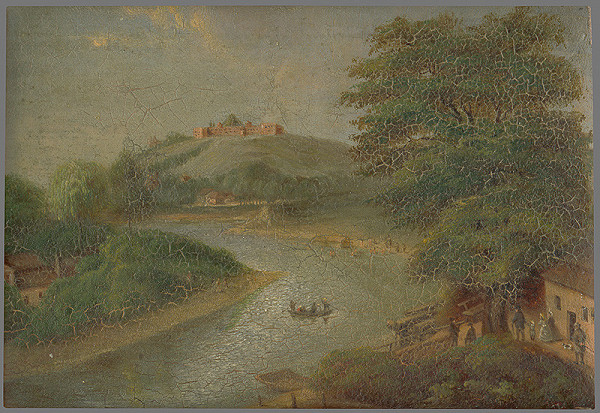 J. Lenger – Krajina s hradom