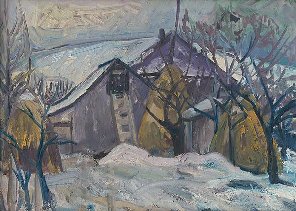 Eduard Tholt – Zima