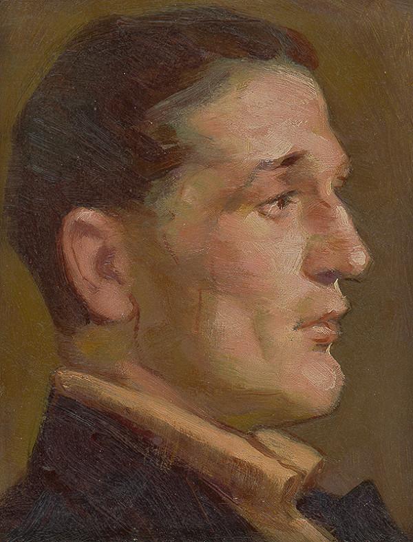 Milan Thomka Mitrovský - Hlava muža