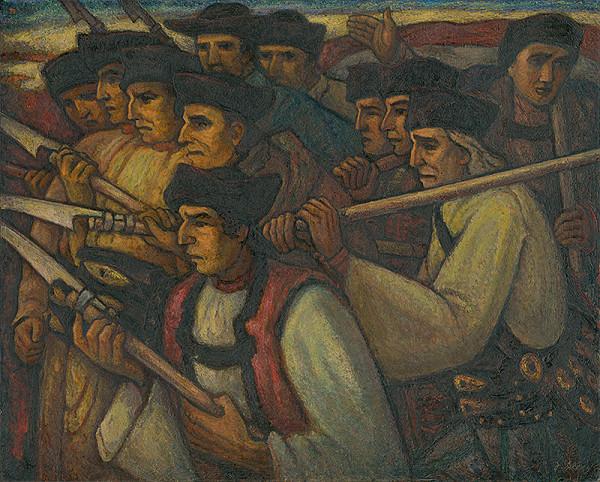 Janko Alexy - Sedliacke povstanie