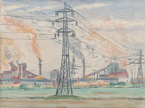 Ernest Zmeták - Industrializácia