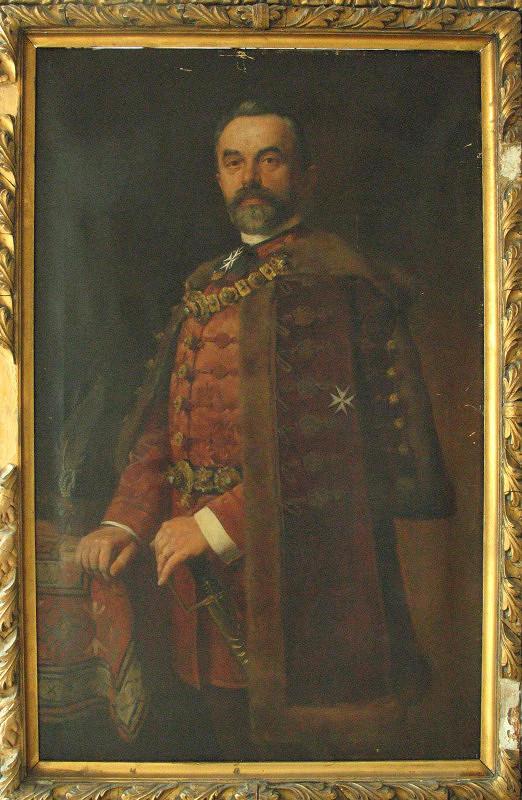 Eduard Ballo – Portrét Janka Matušku
