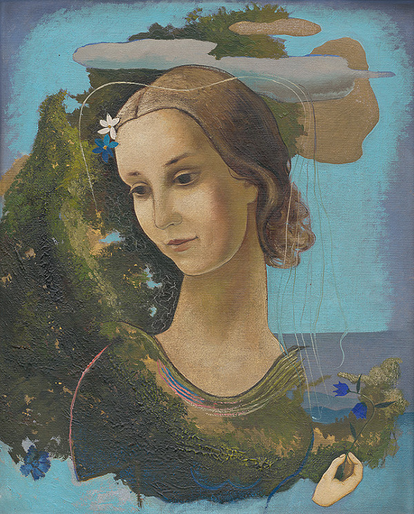 Imrich Weiner-Kráľ - Dievča s nevädzou