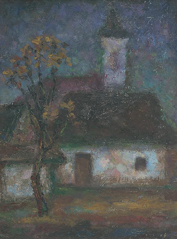 Karol Feňveš – Večerné ticho