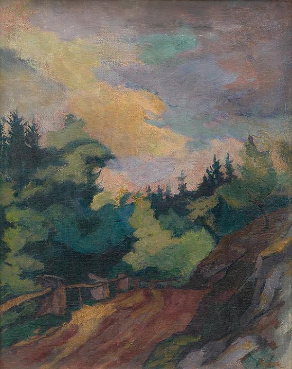 Edmund Gwerk – Cesta v horách