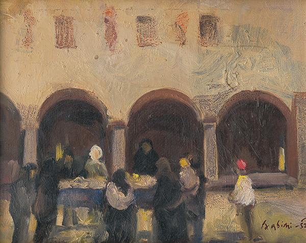 Jozef Fabini – Trh pod radnicou