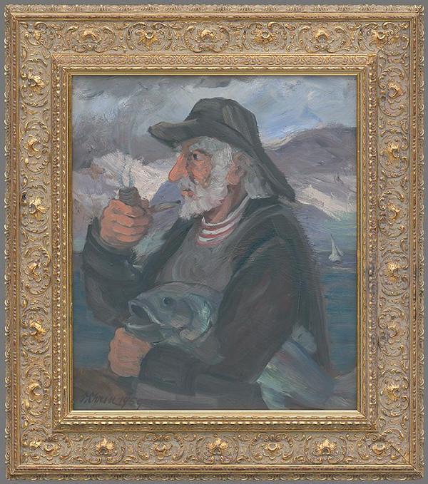 Ondrej Ivan - Rybár z Hamessenu
