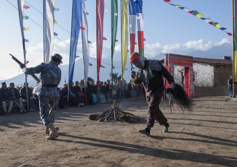 Pavol Breier – Tibetský nový rok, Sonam Losar V., 2015