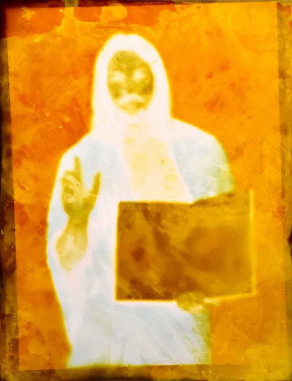 Martin Mlynarič – Kristus Pantokrator IV.