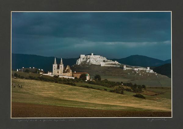 Alexander Jiroušek – Spišský hrad a Spišská Kapitula