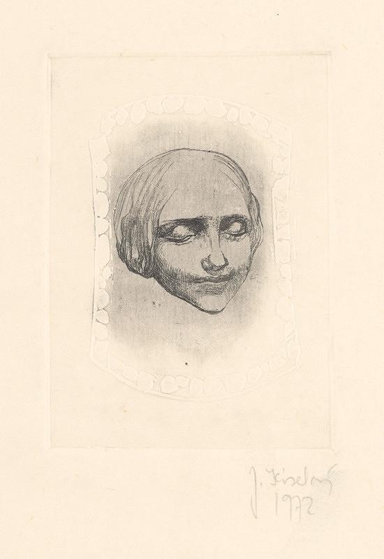 Jana Kiselová-Siteková – Dievča