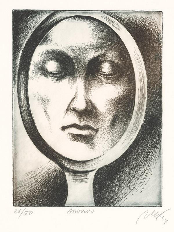 Mikuláš Kravjanský – Zrkadlo