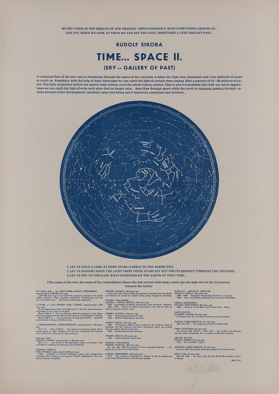Rudolf Sikora – Time...space II.