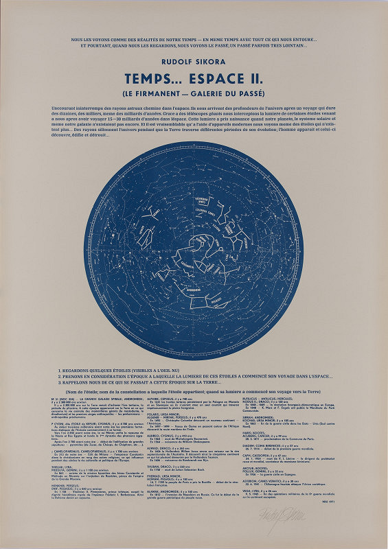 Rudolf Sikora – Temps....Espace II.