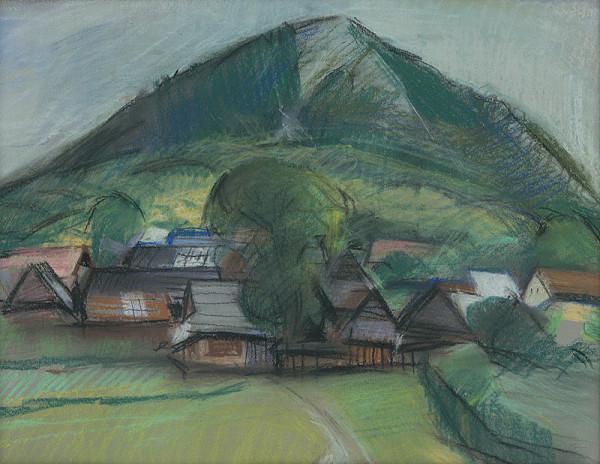 Marián Hennel – Dedina v horách